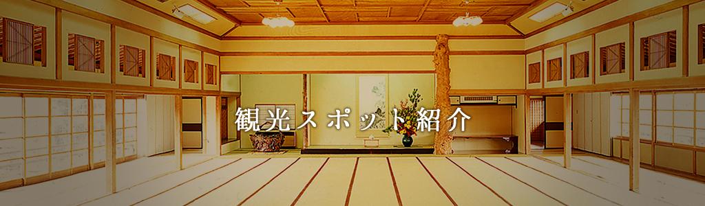 観光スポット紹介